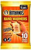 Hot mani scaldamani, confezione da 5 x 2 pezzi (10 paia)