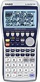 CASIO  FX-9860GII SD Grafikrechner mit natürlichem Display und Tabellenkalkulation Hintergrundbeleuchtung, Vektorrechnung, Zufallssimulationen, SD-Karten-Slot