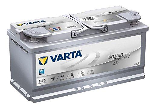 Varta Start-Stop Plus Autobatterie H15 12V 105Ah 950A Batterie