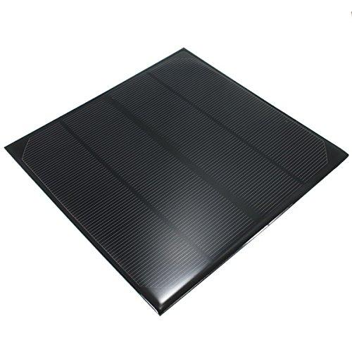 Bluelover 6V 4.5W 520Mah Monokristalline Mini Epoxy Sonnenkollektor Photovoltaik-Panel