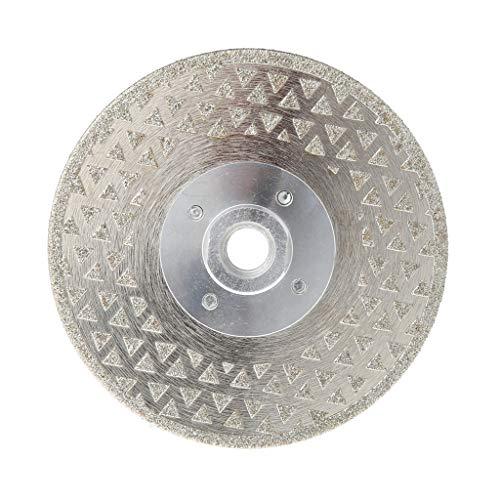 TShopm M14 Galvanisiertes Diamantschleifscheibe, 11,4 cm