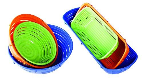 mallard ferrière - Banneton Plastique Rond 19 cm