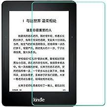 """Vidrio Templado Protector de Pantalla para Amazon Kindle Voyage (6"""" 2014) Tablet, Aohro Ultra Delgado arañazos Resistente Protector de Pantalla para de cristal templado (1 Pack)"""