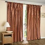#8: Deco Window 2 Piece Curtain Neera Burgundy 52