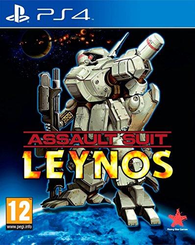 Assault Suit Leynos (Playstation 4) [Edizione: Regno Unito]
