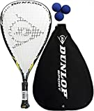 Dunlop Nanomax Ti Racketball Racket + 3 Dunlop Balls RRP £140