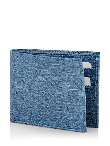 Butterflies Women's Wallet (Blue) (BNS M056)  available at amazon for Rs.399