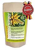 Pine Pollen/Pinien Pollen I 250 g I Wildsammlung I 99% Zellwandgebrochen I in deutschem Labor auf Schadstoffe geprüft