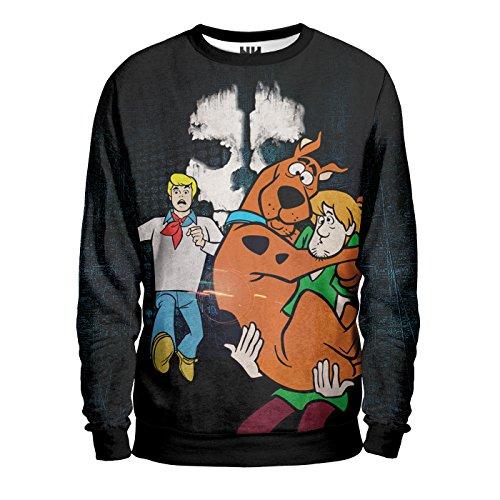 t Herren - Scooby Doo Ghost (Velma Pullover)