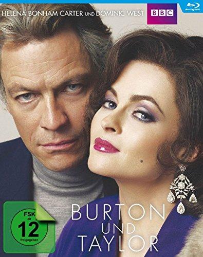 Bild von Burton und Taylor - BBC-Drama über Richard Burton & Elizabeth Taylor [Blu-ray]