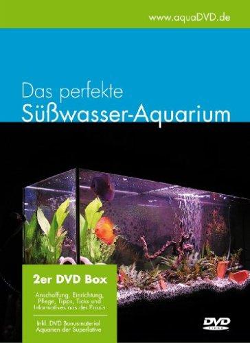 Das perfekte Süßwasser-Aquarium, Einrichtung, Pflege, Fische, Pflanzen [2 DVDs]