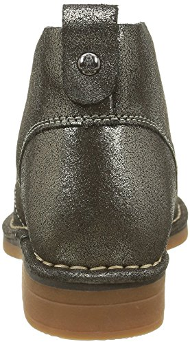 Hush Puppies Cyra, Desert Boots Femme Or (Or Metal)