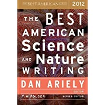 The Best American Science and Nature Writing 2012 (Edition 1) by unknown [paperback(2012??]