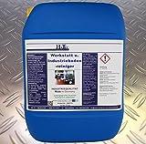 HaTec Werkstatt- und Industriebodenreiniger 10 kg/Kanister, kommt zum Einsatz als, Industrieboden-Reiniger, Industriereiniger, Werkstattbodenreiniger, Werkstattreiniger, Ölentferner, Fettentferner, Rußentferner, Industriereiniger, und starke Schmutzablagerung aller Art. Der Reiniger ist Lösemittelfrei und erfüllt die Anforderungen des deutschen Waschmittelgesetzes.