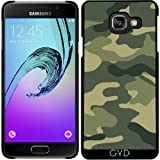 Coque pour Samsung Galaxy A3 2016 (SM-A310) - Camouflage Pieds by wamdesign