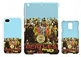 Beatles Sgt Pepper cover iPhone 5 / 5S Handy Tasche Hülle