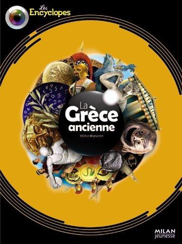La Grèce ancienne par Hélène Montardre
