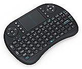 Teconica BT-78 Mini 2.4Ghz Wireless Bluetooth Touch pad Keyboard With 360 Degree Flip