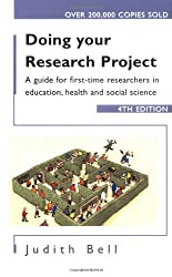 Doing Your Research Project: A Guide for First-Time Researchers in Education, Health and Social Science (4th Edition)