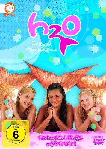 H2O - Plötzlich Meerjungfrau: Die komplette 1. Staffel [4 DVDs]