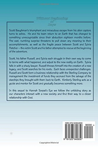 Without Beginning of Days: Volume 2 (The Baughman Saga)