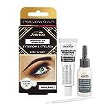 Wimpernfarbe Augenbrauenfarbe Braun 3.7 15ml mit Activator 15ml 3% Tono A Tono