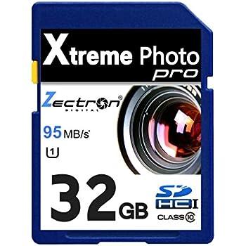 New 32GB SD SDHC High Speed Zectron Digital Camera Memory Card FOR Sony Cyber-shot DSC-HX20V digital Camera Camcorder Video SD Secure Digital Card