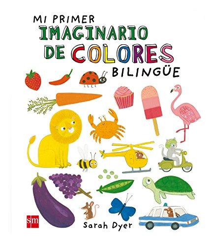 Mi primer imaginario de colores bilingüe por Varios Autores