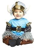 My Other Me Me-204978 Disfraz de bebé Vikingo para niño, 1-2 años (Viving Costumes 204978)