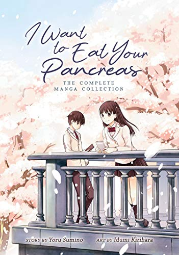 I Want to Eat Your Pancreas Manga 1-2: The Complete Manga Collection