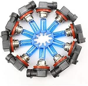 10xstück H8 65w Pgj19 1 12v Xenon Optik Lights Halogen Auto Lampen Für Abblendlicht Fernlicht Zusatzscheinwerfer Und Nebelscheinwerfer Chiavi Auto