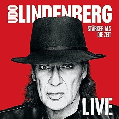Stärker als die Zeit - LIVE (3 CD) (Udo Lindenberg Cds)