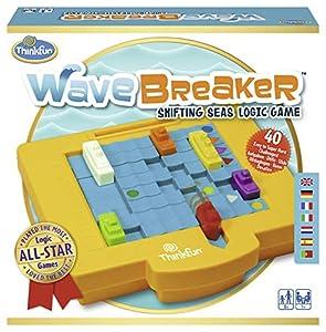 Think Fun- WaveBreaker Juego de Habilidad (Ravensburger 76332)