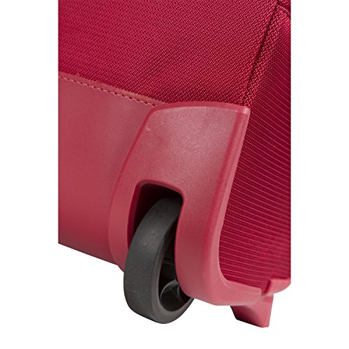 DELSEY AIR ADVENTURE SOFT2 Koffer, 54 cm, 42 liters, Rot (Rouge) - 6