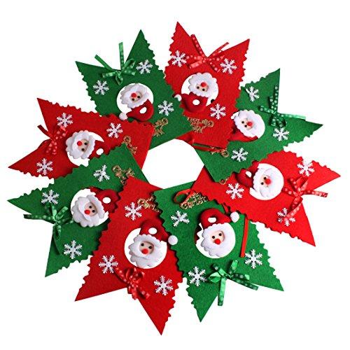 Andux Bandiere banner per Natale, bandiere e