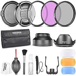 Kit profesional de accesorios y filtros