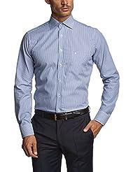 CASAMODA Herren Slim Fit Businesshemd 006750-900