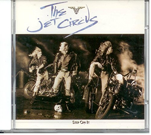 Step On It (French Import) by JET CIRCUS (1991-09-26) (Jet Circus)