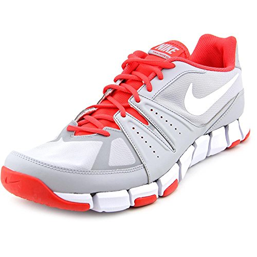 New Flex anzeigen Tr 3 Cross-Trainer Grau / gewagt Red 8 Wolf Grey/Daring Red/White