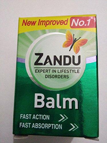 zandu Expert Baume pour douleurs multiusage 9.6ml