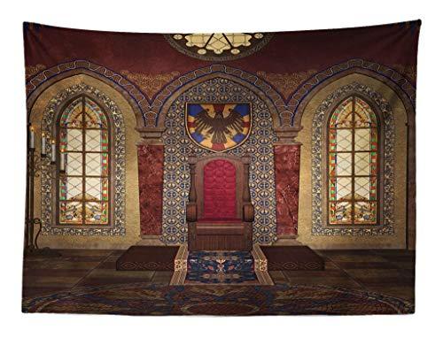 ABAKUHAUS Wandteppich und Tagesdecke de_3