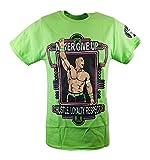 T-Shirt John Cena Neon Grün Retro Bis 5XL !, Gr.:S