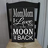 Best Mommoms - Enid18Bru MomMom I Love You to the Moon Review