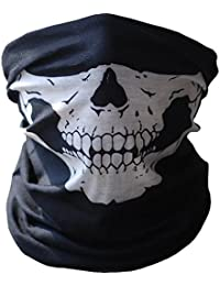 Lukis Skeleton Schädel Bandana Snowboard Skifahren Motorrad Rave Maske CS Paintball Cosply Kostüm