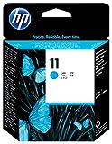 HP C4811A -Cabezal de impresión HP 11, cian