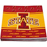 NCAA Iowa State Cyclones 16-Count Luncheon Napkins