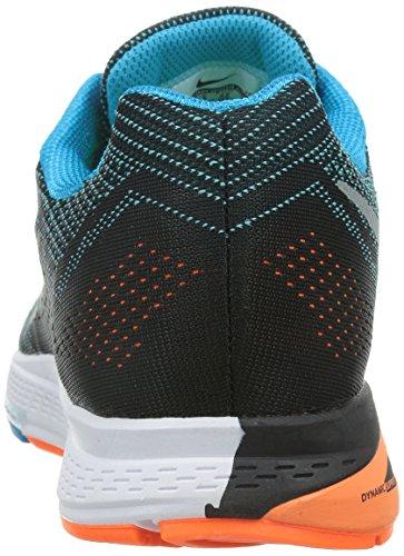 Herren 402 slvr blk Bl Structure Zoom orng lgn Blau 18 Laufschuhe Nike mtllc ttl qxt1BzwOB7