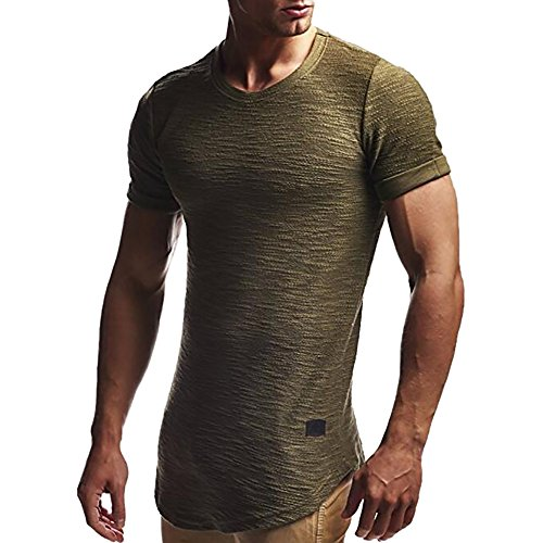 Saingace Oversize T-Shirt - Muscle Fit -