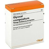 Glyoxal compositum Ampullen 10 stk preisvergleich bei billige-tabletten.eu