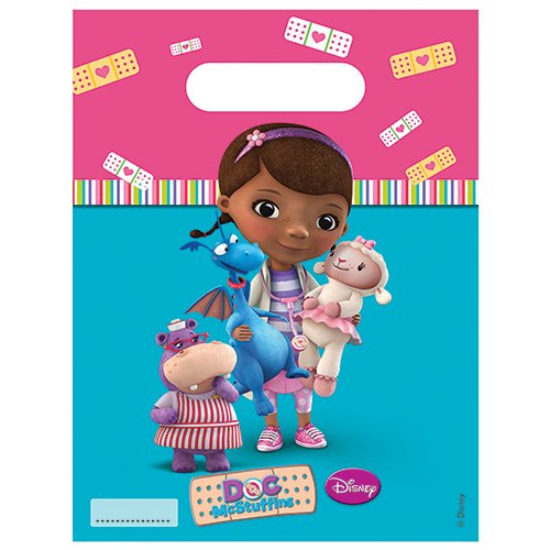McStuffins (Doc Mcstuffin Party Supplies)